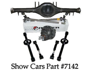 348 409 59 60 61 62 63 64 Chevy Impala 9 Ford Bolt In Kit With Adjustable Arms