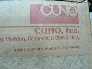 Cuno Dds Filter 13136 01 13136 01 20 0080 20 0080 Cartridge 250psi 3 8npt