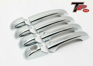 2011 2014 Jeep Grand Cherokee Chrome Door Handle Cover