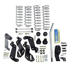 Rubicon Express Re7125 Suspension Lift Kit Fits 07 18 Wrangler Jk