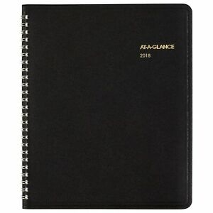 At a glance Monthly Planner January 2018 December 2018 6 7 8 X 8 3 4