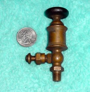 Very Small Hit Miss Gas Steam Engine Oiler Lunkenheimer Powell Buckeye