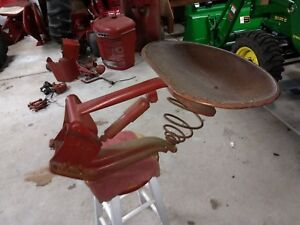 Farmall International H Complete Seat Assembly Ih M Super