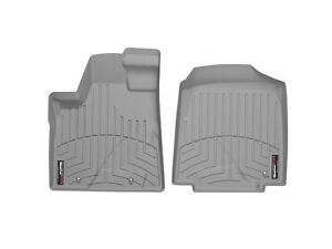 Weathertech Floorliner Floor Mats For Honda Pilot 2006 2008 1st Row Grey