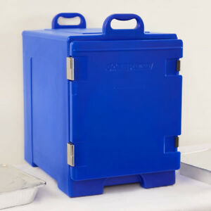 Catergator Front Loading Insulated Food Pan Carrier You Choose Color Or Mix