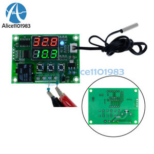 Dc 12v Dual Led Multi function Cycle Timer Relay Module Delay Time Switch