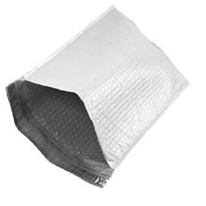 300 1 7 25x12 Poly Bubble Mailers Envelopes Shipping 7 25 X 12 Bags