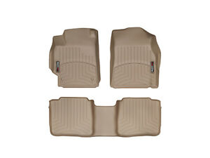 Weathertech Digitalfit Floorliner Mat For Toyota Camry 2007 2011 Tan