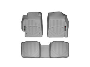 Weathertech Digitalfit Floorliner Mat For Toyota Camry 2007 2011 Grey