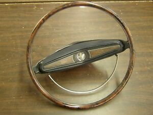 Oem Ford 1968 Lincoln Steering Wheel Horn Ring Pad