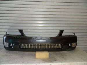 2001 2005 Lexus Is300 Oem Front Bumper Cover Factory With Fog Lights 01 02 03 04
