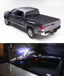 Extang Revolution Roll up Tonneau Access 18 Led Light Kit For Ram 76 8 Bed