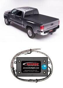 Extang Revolution Roll up Tonneau Access 18 Led Light Kit For Ram 6 4 Bed