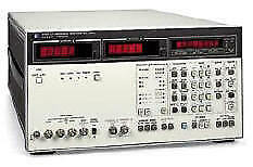 Hp Agilent 4192a Lf Impedance Analyzer 5 Hz To 13 Mhz