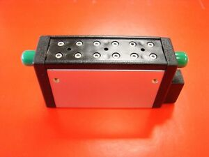 Hp 33325 60001 Dc 50ghz 60db Attenuator 50 Ohm 5v 2 4mm Connector
