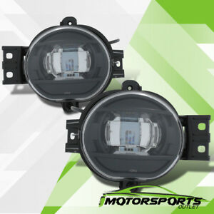 2002 2008 Dodge Ram 1500 2500 3500 Bright Led Projector Driving Fog Lights Pair