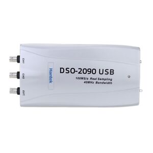 40mhz Digital Storage Oscilloscope Usb Pc Based 100msa s With 2probes Dso2090 Hm