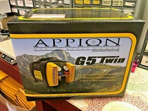 Appion G5 Twin Twin Cylinder Recovery Unit In Stock Same Day Fast Shipping new
