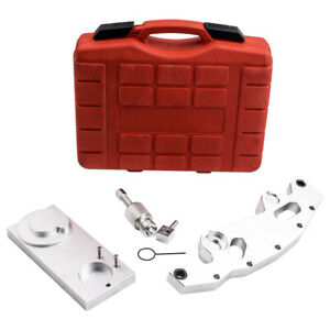 Double Vanos Camshaft Alignment Timing Lock Tool Kit Fit Bmw M52tu m54 m56