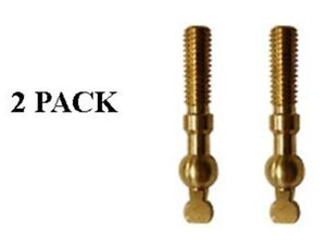 Replacement Draft Beer Faucet Lever Brass 2 Pack 4312x2