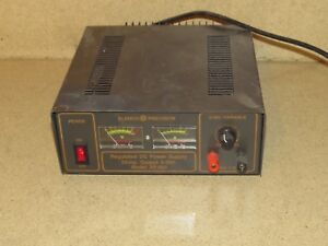 Elenco Precision Regulated Dc Power Supply Model Xp 603