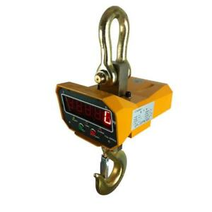 3t Industrial Digital Hanging Crane Scale Ocs c Heavy Duty Weighing Scale Remote
