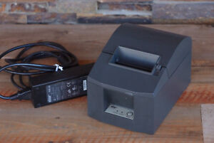 Star Micronics Tsp600 Pos Thermal Printer With Power Supply