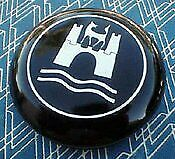 Vw Type 1 3 Bug Ghia Notchback Squareback Fastback Wolfsburg Horn Button