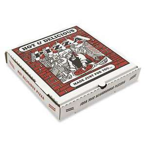 Pizza Box Takeout Containers box Of 50