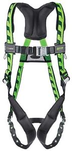 Miller Aircore Full Body Harness Universal Size Large x large