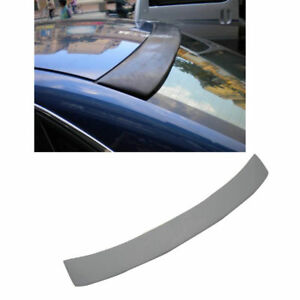 Unpainted Abt Style Rear Spoiler Trunk Wing Body Kit Refit For Audi A4 00 05