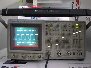 Refurbed Calibrated Tektronix 2467bhd 2467b Hd Oscilloscope 1 Yr Guaranty Avail