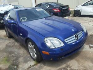 Driver Convertible Top Lift 170 Type Slk230 Fits 97 04 Mercedes Slk 185311