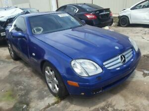 Passenger Convertible Top Lift 170 Type Slk320 Fits 97 04 Mercedes Slk 185308
