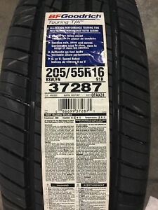 4 New 205 55 16 Bfgoodrich Touring T A Tires
