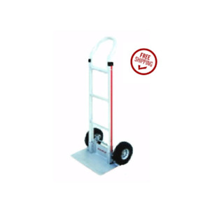 Magliner Loop Handle 18 Nose 10 Air Tire Hand Truck Hmk111g15 60 Tall