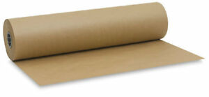 Kraft Wrapping Paper 42in X 320ft 120 Natural