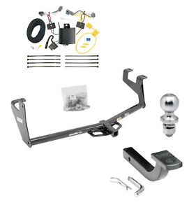 Class 2 Draw tite Trailer Hitch Tow Kit W 2 Ball Wiring For Chevy Trax