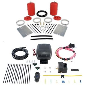 Air Lift Control Air Spring Wireless One On Board Compressor Kit For Wrangler