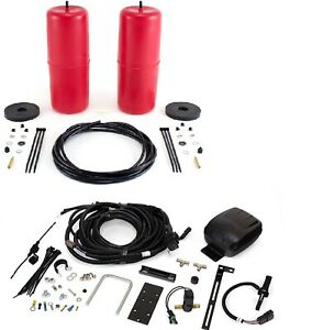 Air Lift Control Air Spring Single Path Leveling Kit For Ram 1500 Dodge 1500