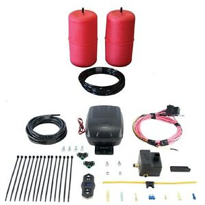 Air Lift Control Air Spring Wireless One Onboard Compressor Kit For Nitro Heat