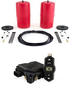 Air Lift Control Air Spring Wireless One On Board Compressor Kit For Ram 1500