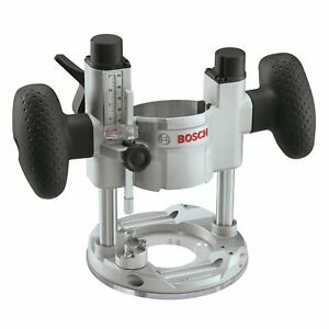 Bosch Pr011 Quick clamp Palm Router Plunge Base For Pr10 20evs Series
