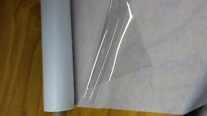 Clear Plastic Vinyl Sheeting Super Clear 54 X 10 Yds X 16 Mil Free Ship