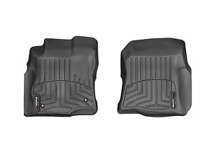 Weathertech Floorliner Floor Mats For Equinox Torrent 1st Row Black
