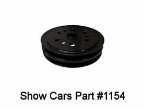 58 61 62 65 348 409 Chevy Crankshaft Pulley Deep Dual 2 Groove 3858533bj 3766987