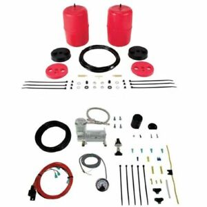 Air Lift Control Air Spring Single Air Hd Compressor For Toyota Sequoia
