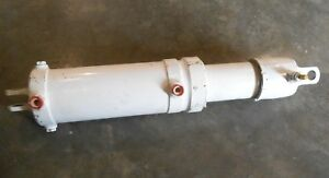 Double acting Hydraulic Cylinder 2500 Psi 3 Bore 10 Stroke 161 e6