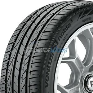 1 New 255 35 18 Hankook Ventus S1 Noble2 Ultra High Performance 500aaa Tire