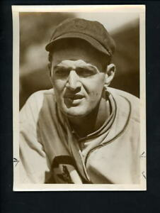 Bill Lee Press Photo USED for his 1941 Double Play #103 104 card Chicago Cubs $29.99